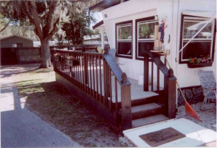 1965 CSAM Single Wide Mobile Home For Sale